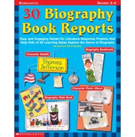 th Grade Book ReportProject - Elgin Local Schools